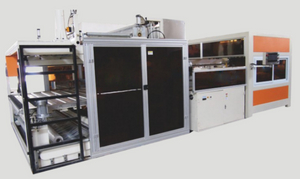 XDB-AMP Auto Mattress Film Packing Machine