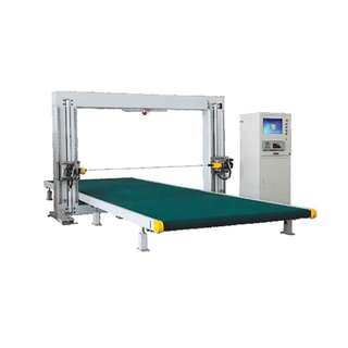 CNC foam cutting machine (Horizontal Oscillating Blade Conveyor)