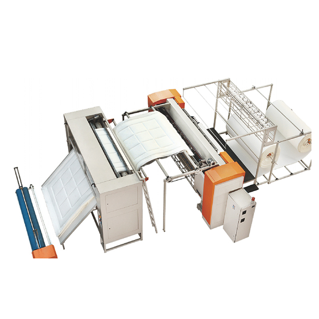 HY-W-DGN Computerized Chain Stitch Multi-Functional Quilting Machine
