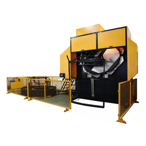 XDB-SF-OL Fully-Automatic Spring Frame Machine for mattress production
