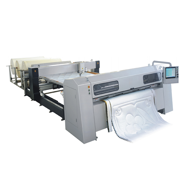 XDB-S3000 High Speed Single Needle Computerized Quilting Machine