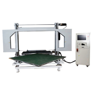 CNC Foam cutting machine (Cycle (single Vertical) knife)