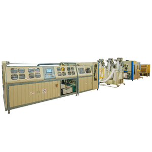 LR-PSA-98P Fully Automatic High Speed Pocket Spring Assembly Machine