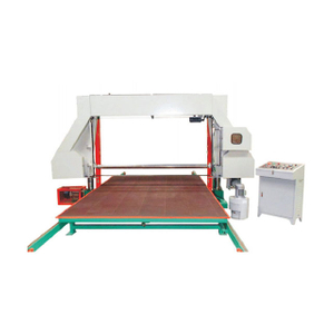 XPQ-1650/2150 Horizontal Foam Cutting Machine