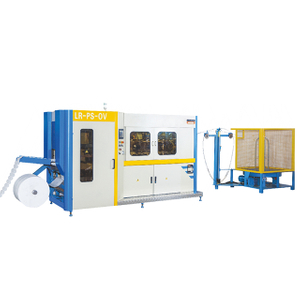 LR-PS-OV160 High Speed Pocket Spring Coiling Machine