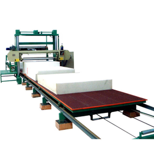 XPQ-1650/2150PB Horizontal moving table Foam cutting machine