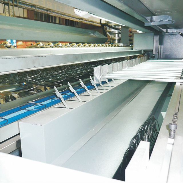 SX-820I Automatic bonnell spring production line