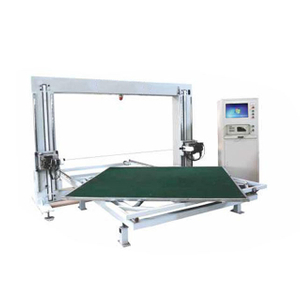 CNC foam cutting machine of Oscillating Blade(with Turn Table)