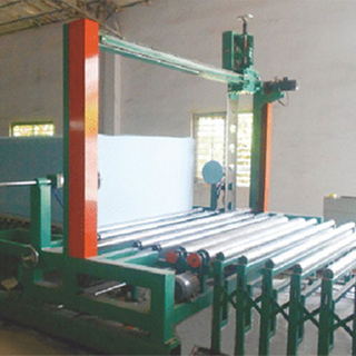 XCD-2400A Horizontal Automatic Continuously Foaming line